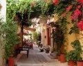 Аллеи городка Ретимно, остров Крит