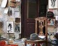 Monastiraki - блошиный рынок в Афинах