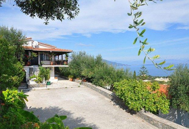 Дешево дом в остров Ситония